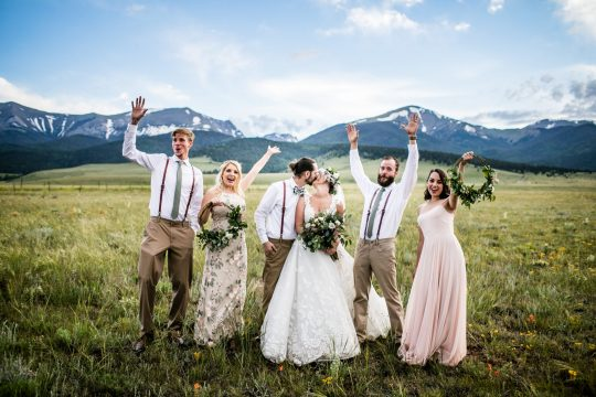 colorado mountain wedding venue