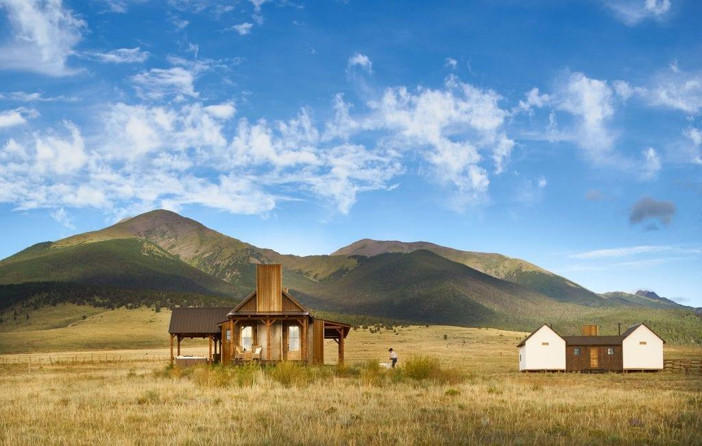 Colorado Mountain Ranch and glamping